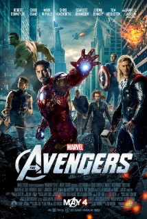 The Avengers movie May 4