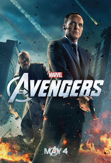 Agent Coulson in The Avengers movie