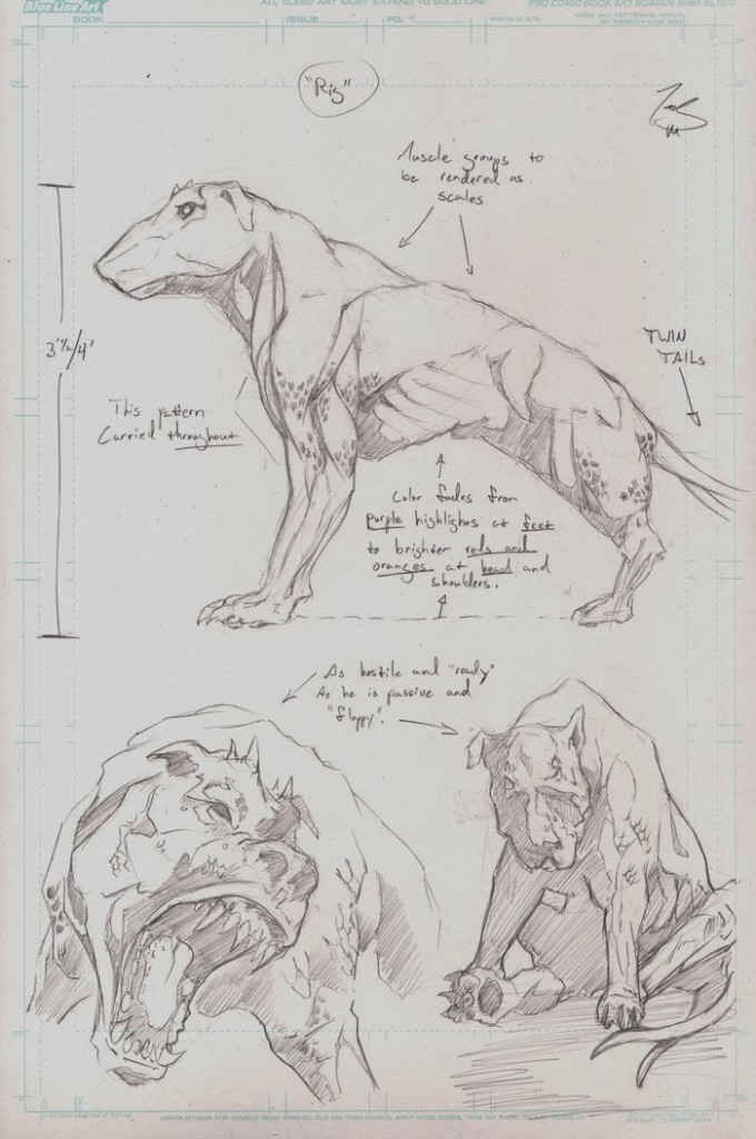 Icarus Graphic Novel Sketches of Solar