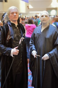 DragonCon Harry Potter Cosplay