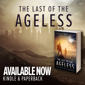 Last of the Ageless available as Kindle ebook and paperback