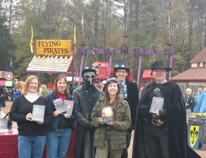 Meet Traci Loudin at Carolina Renaissance Festival
