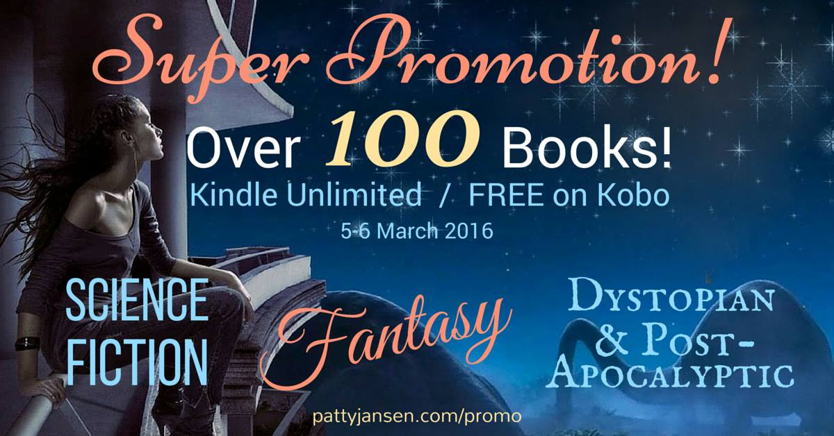 March 5 & 6 Kindle Unlimited and Kobo - Over 100 FREE Ebooks