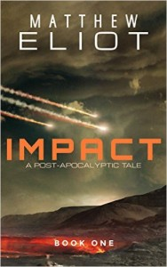 Impact cover by Matthew Eliot - meteorites