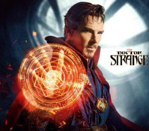 Dr Strange Poster Marvel
