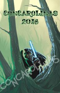 ConCarolinas 2016: A scifi con for writers